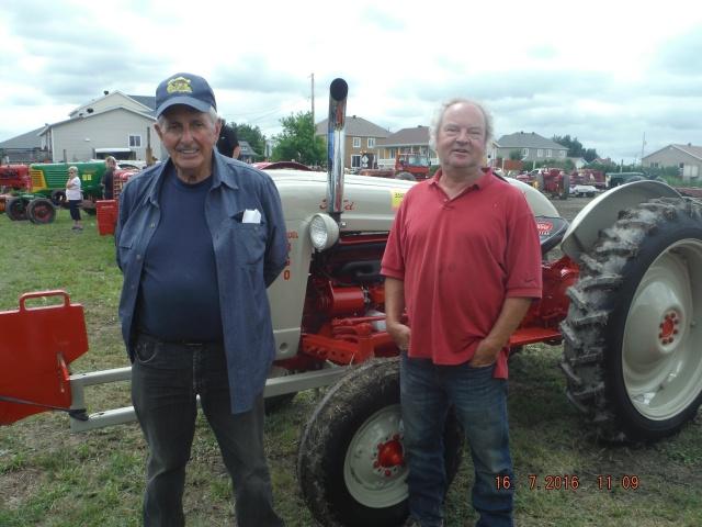 Pierre Boucher et Gilles St-Pierre